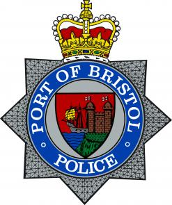 Port of Bristol Police crest