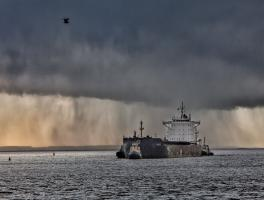 Passing the storm